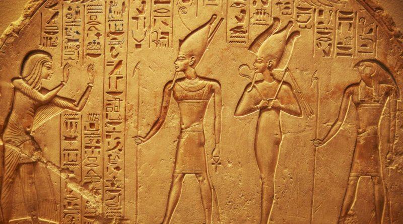 egipska numerologia