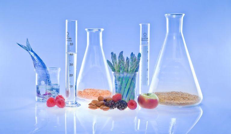 chemia w jedzeniu