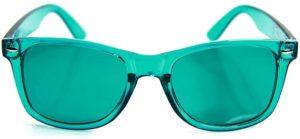 okulary do chromoterapii