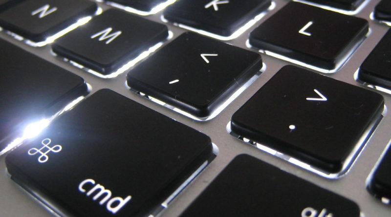 y zamiast z na klawiaturze