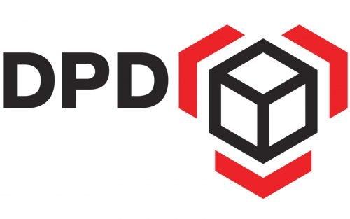 pierwsze logo dpd