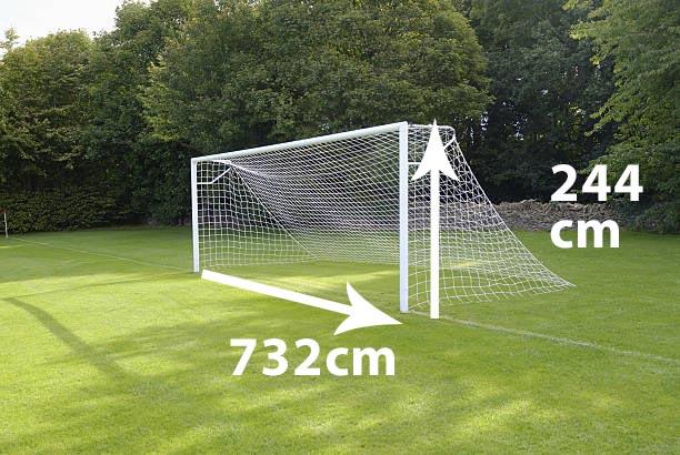 wymiary bramki do piłki nożnej