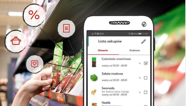 aplikacja kaufland