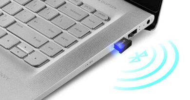 bluetooth w laptopie