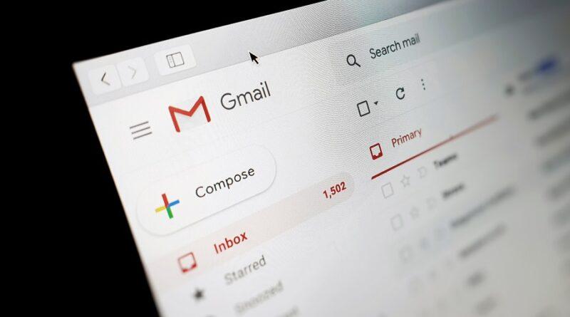 gmail logowanie
