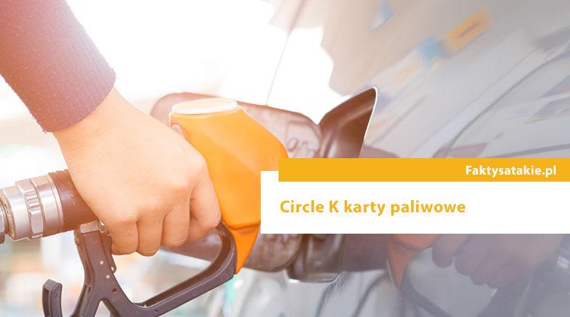 Circle K karty paliwowe