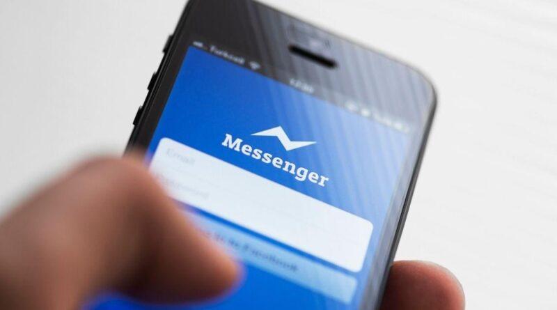 tryb znikających wiadomości messenger