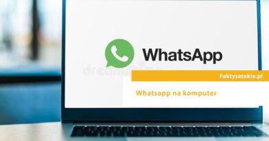 whatsapp na komputer