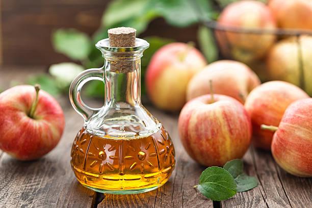 kiedy pić ocet jabłkowy