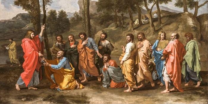 imiona apostołów