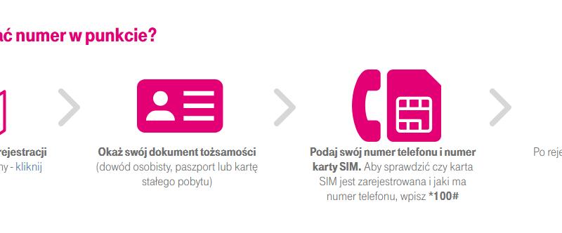 rejestracja karty t mobile
